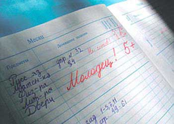 ведение записей в тетрадях по математике образец